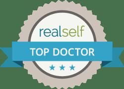 Dr. Ian MacArthur Kanata Plastic and Cosmetic Surgery - RealSelf Top Doctor Award